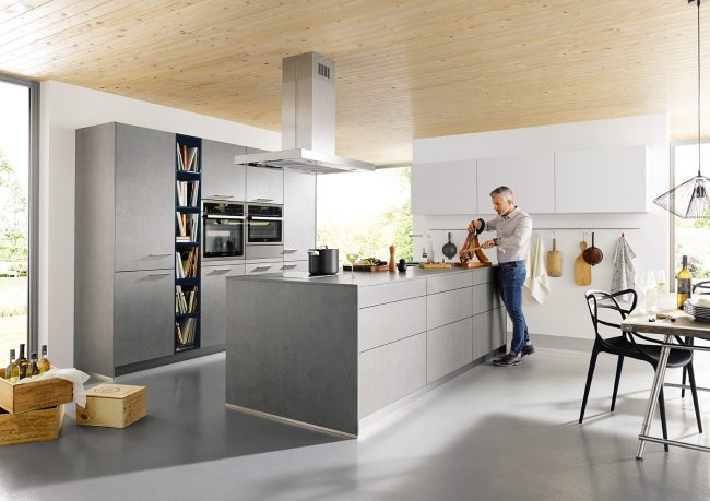 quality german kitchens in cardiff from schuller