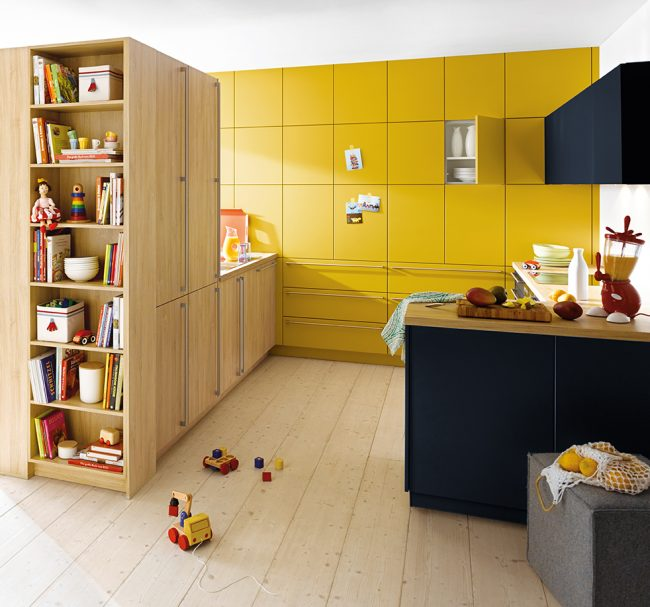 Schuller German Kitchens - Biela 01