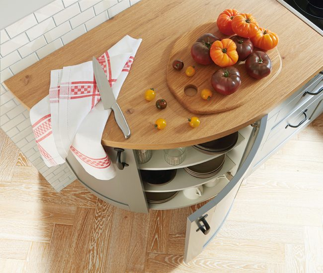 Schuller German Kitchens - Casa Shaker