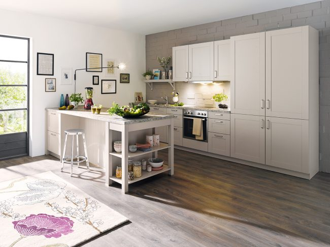 Schuller German Kitchens - Casa Shaker 01