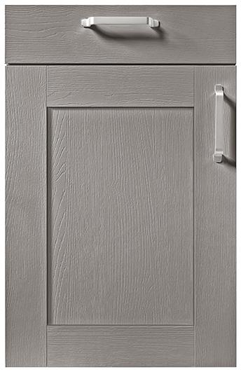 schuller german kitchen cardiff casa gloss shaker kitchen agate grey