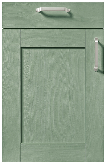 schuller german kitchen cardiff casa gloss shaker kitchen sage green