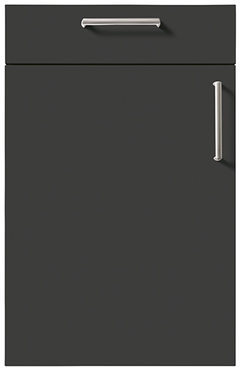 schuller german kitchen cardiff fino gloss kitchen lava black