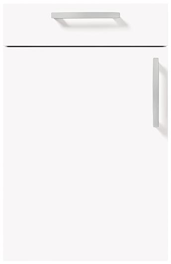schuller german kitchen cardiff nova matt kitchen crystal white