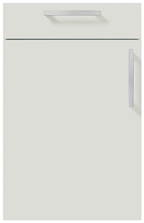 schuller german kitchen cardiff nova matt kitchen crystal grey