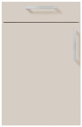 schuller german kitchen cardiff nova matt kitchen sand grey