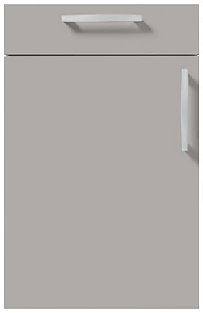 schuller german kitchen cardiff nova matt kitchen stone grey