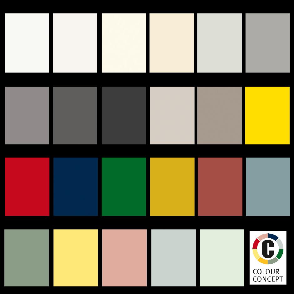 colour concept colours schuller kitchen cardiff
