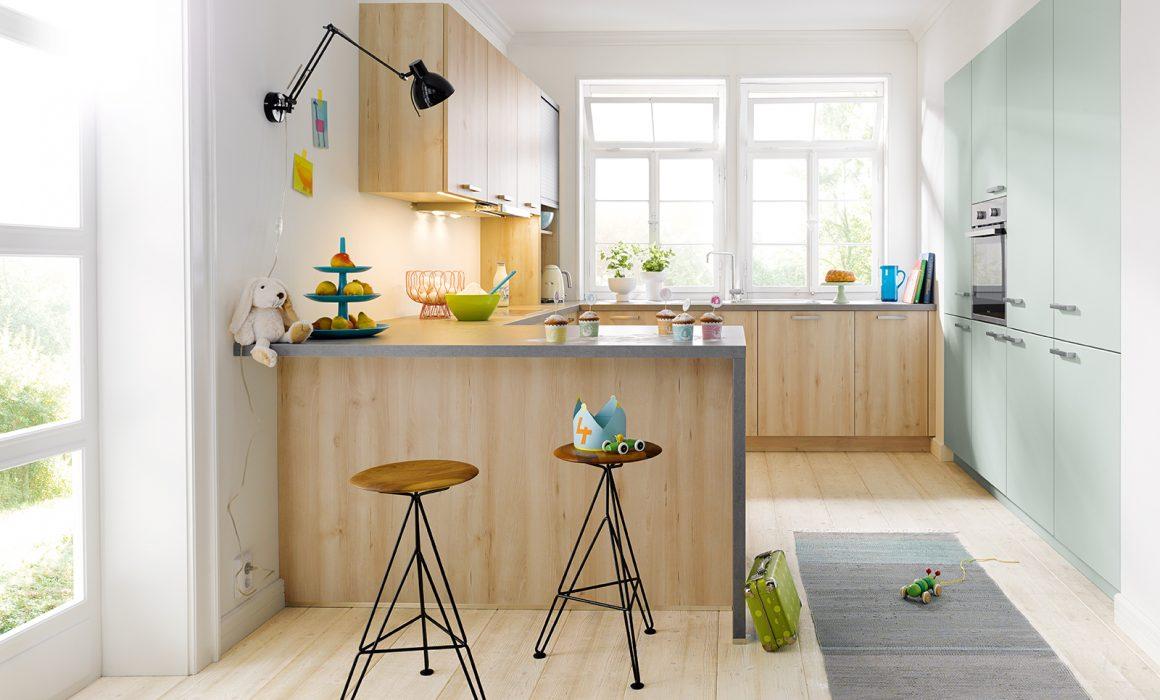 Schuller German Kitchens - Bari kitchen cardiff