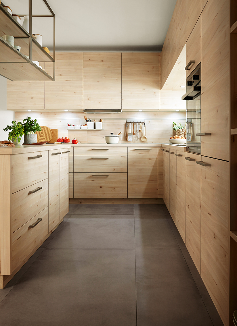 schuller wood effect kitchens cardiff south wales