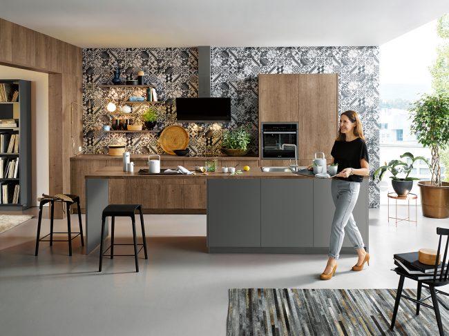 cremona schuller german kitchens cardiff woodgrain kitchens