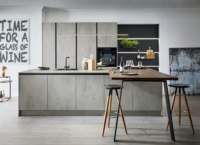 schuller german kitchens cardiff - elba kitchen 2