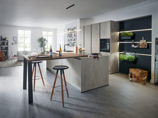 schuller german kitchens cardiff - elba kitchen 4