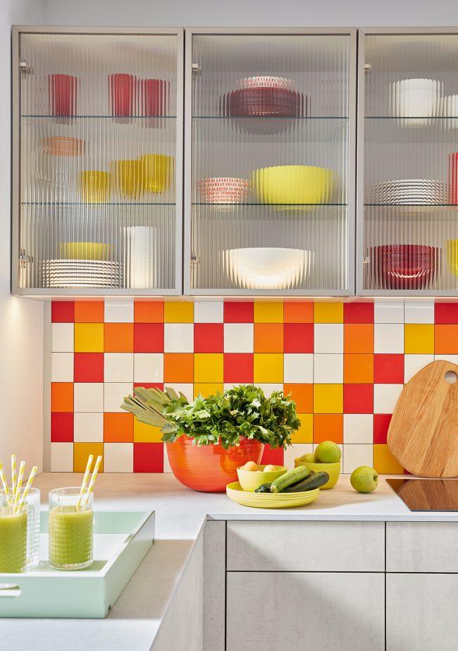 schuller white concrete kitchen elba kitchens cardiff