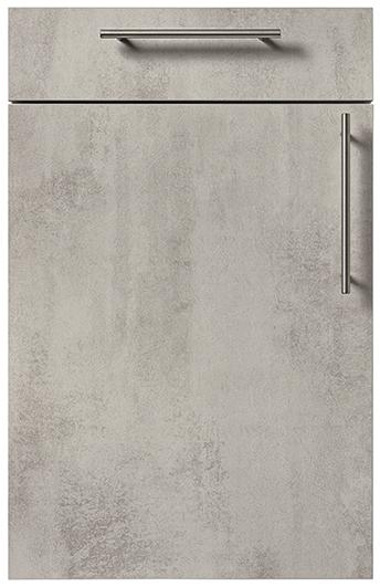 elba quartz grey effect schuller kitchens cardiff