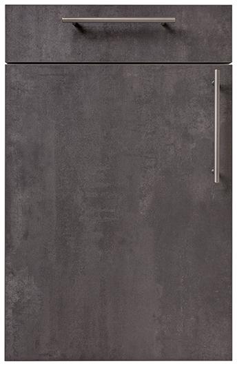 elba anthracite effect schuller kitchens cardiff
