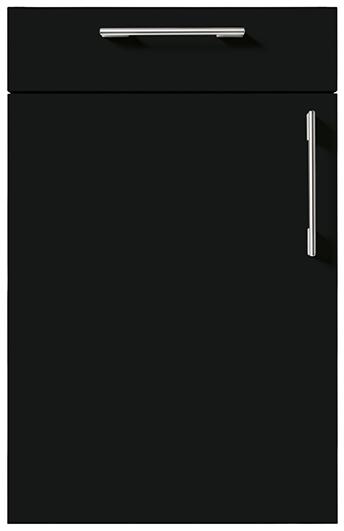 schuller german kitchens cardiff uni matt onyx black