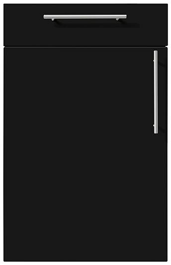 siena german kitchens cardiff onyx black