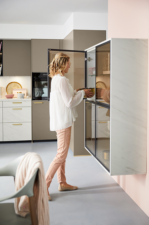 targe from schuller kitchens cardiff artisan interiors