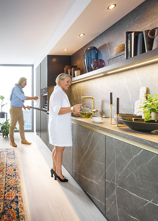german kitchens cardiff targa by schuller kitchens