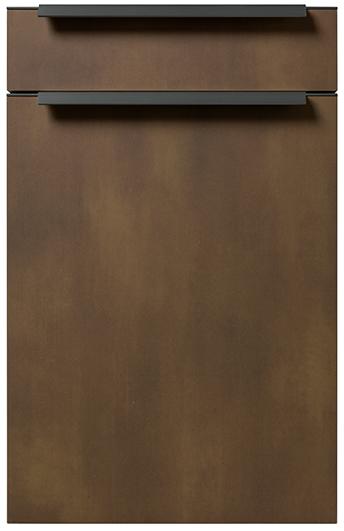 german kitchens cardiff targa metallic kitchen range steel bronze effect