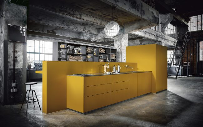 Next 125 High End Kitchens Cardiff - NX500 Satin Lacquer - Blog