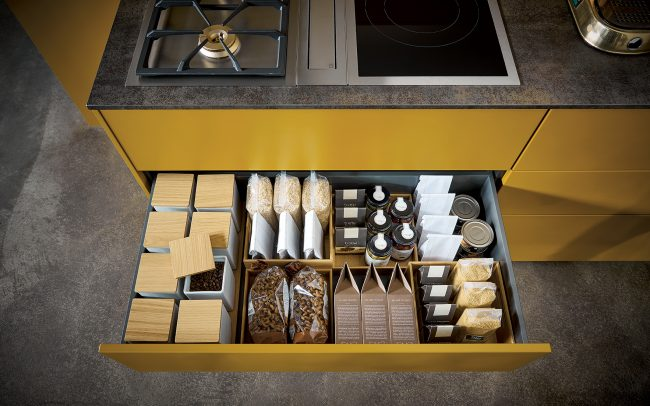 German Kitchens Cardiff - NX500 Satin Lacquer