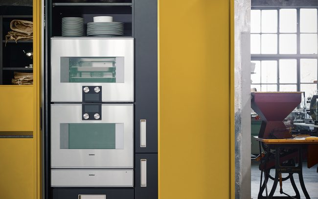 Next 125 German Kitchens Cardiff - NX500 Satin Lacquer