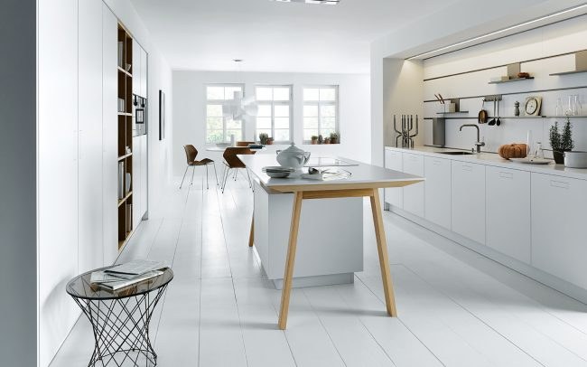Next 125 Premium German Kitchens Cardiff - NX800