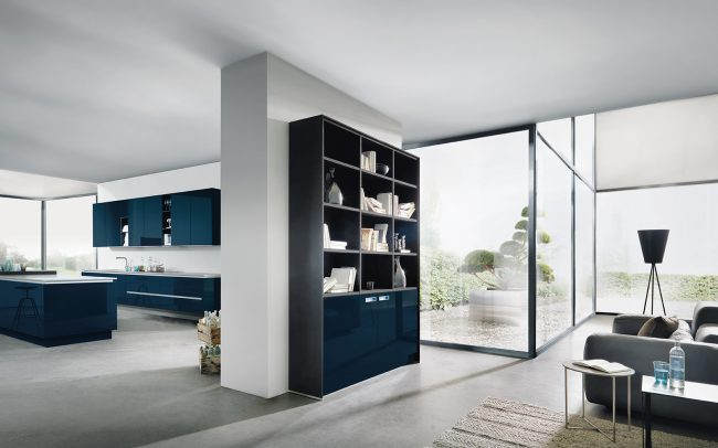 Next 125 Kitchens Cardiff - NX501 High Gloss Lacquer