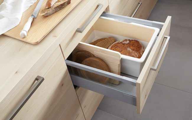 Schuller German Kitchens Cardiff - Bread Crock
