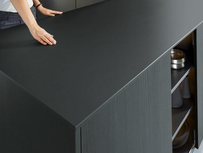 matt black kitchens schuller cardiff south wales