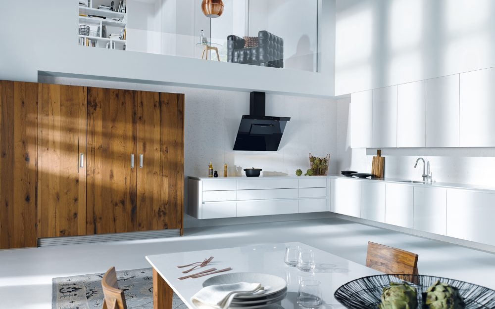 Premium German Kitchen Design Studion Cardiff - Next 125 NX901 - Glass High Gloss (4)