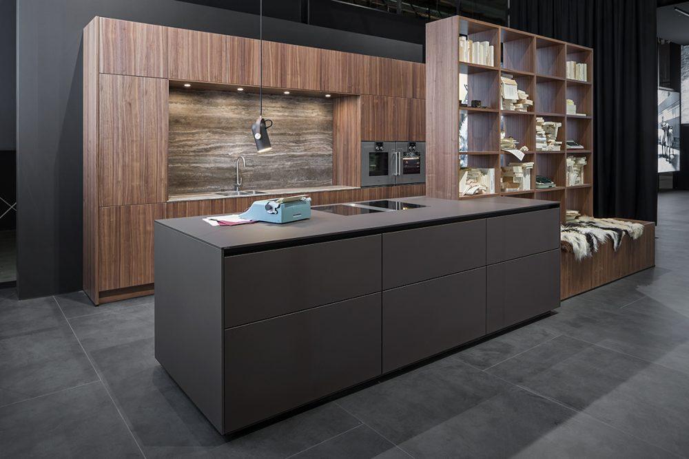 German Kitchens Design Studio Cardiff - Next 125 - NX240 Fenix