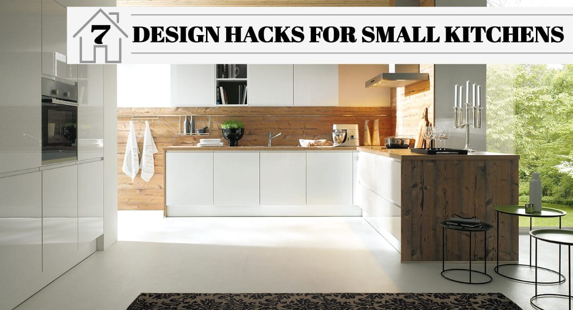 design hacks for small kitchens german kitchens cardiff
