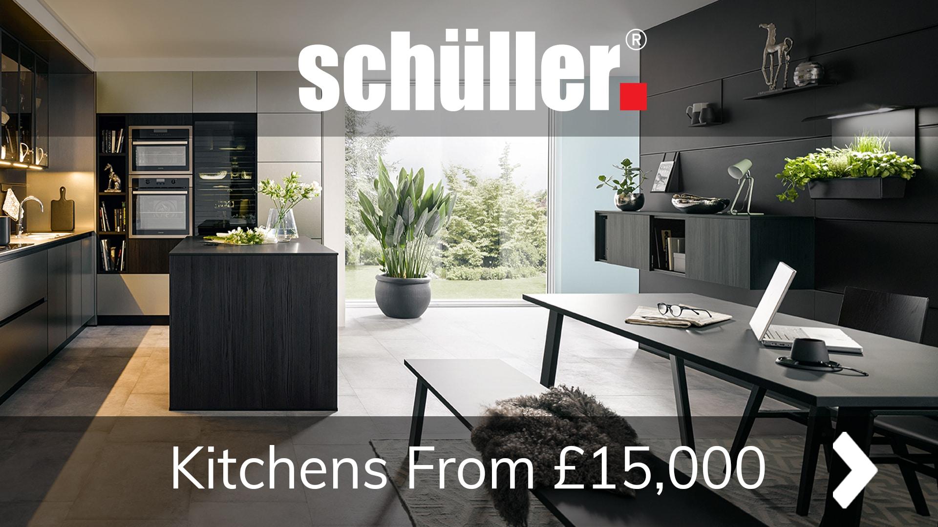 designer kitchens cardiff - schuller kitchens 001