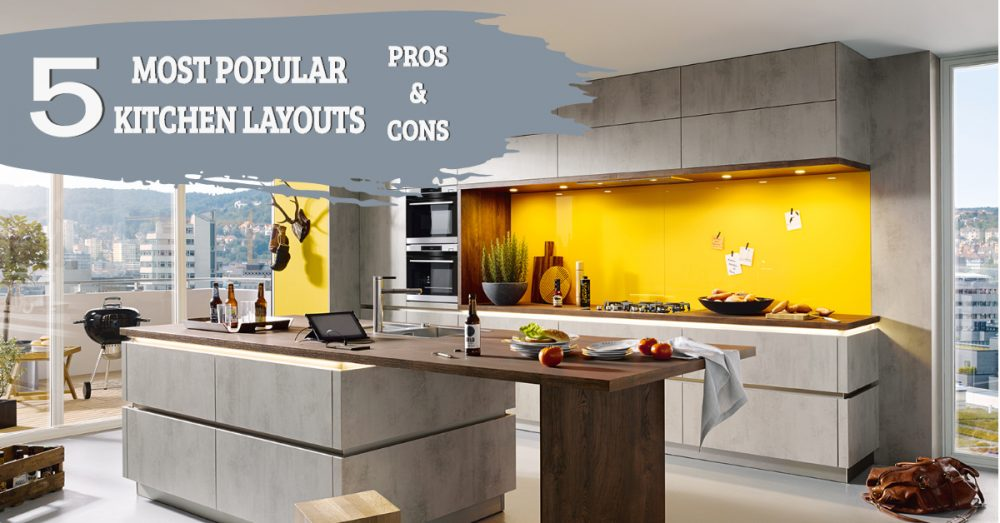 Which kitchen layout is best