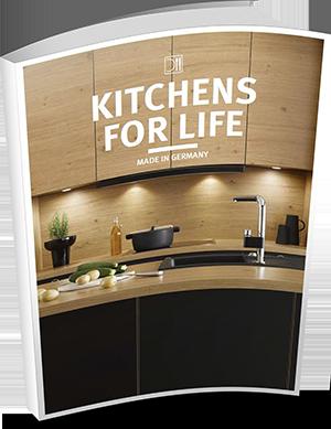 German Kitchens Cardiff - Schuller Brochure Download