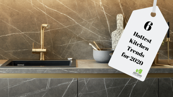 6 hottest kitchen trends for 2020 kitchens cardiff