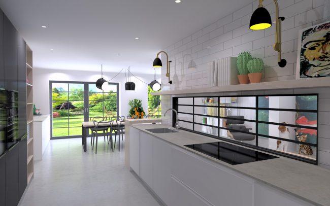Rebecca Klein - Artisan Interiors Ltd - Kitchen Design Portfolio (14)