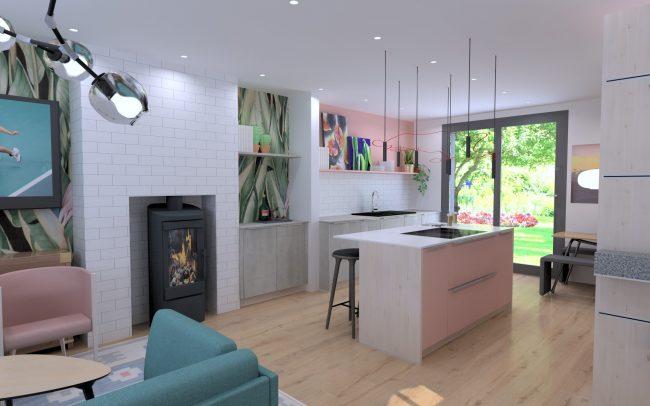 Rebecca Klein - Artisan Interiors Ltd - Kitchen Design Portfolio (16)