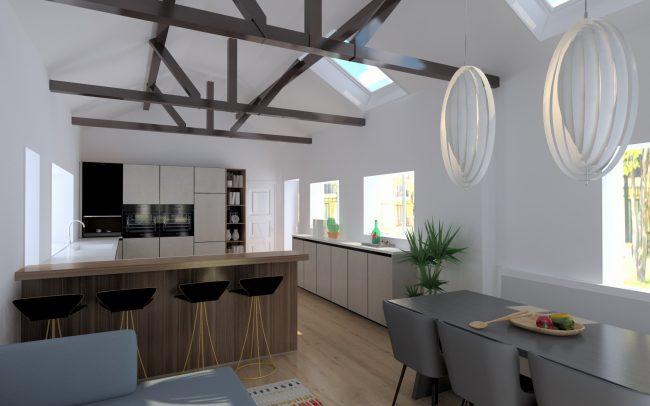 Rebecca Klein - Artisan Interiors Ltd - Kitchen Design Portfolio (2)
