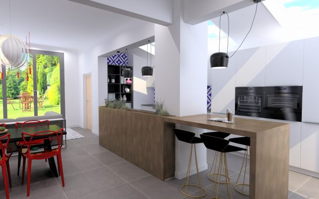 Rebecca Klein - Artisan Interiors Ltd - Kitchen Design Portfolio (5)